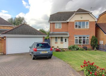 Otter Way, Whetstone, Leicester LE8. 4 bed detached house