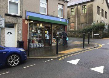 Thumbnail Retail premises for sale in Pontypridd, Merthyr Tydfil