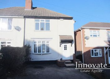 Thumbnail 3 bed semi-detached house for sale in Hilton Road, Tividale, Oldbury