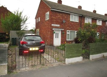 Thumbnail 3 bed end terrace house for sale in Oldfield Road, Thorne, Doncaster
