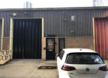 Thumbnail Light industrial to let in Unit 20 Newington Industrial Estate, Crampton Street, London