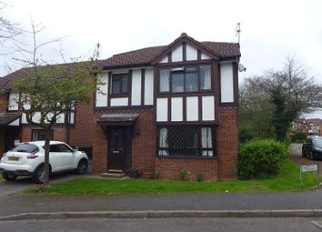 Thumbnail 3 bed detached house for sale in Thornycroft, Winsford