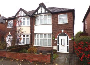 3 bed semi-detached house for sale in Stanfell Road, Leicester, Leicestershire LE2