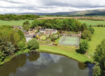 Thumbnail 5 bedroom farmhouse for sale in Linden Farm House, Langwathby, Penrith, Cumbria