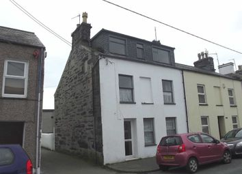 Thumbnail 3 bed property for sale in Chapel Street, Porthmadog
