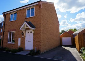 Thumbnail 4 bedroom detached house for sale in Barnaby Road, Rugby