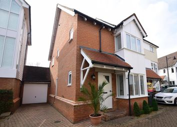 Thumbnail 3 bed semi-detached house for sale in Niagara Close, Kings Hill, West Malling, Kent
