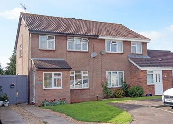Thumbnail 3 bed semi-detached house for sale in Brean Close, Sully