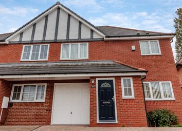 Thumbnail 3 bed semi-detached house for sale in Stanton Road, Solihull, West Midlands