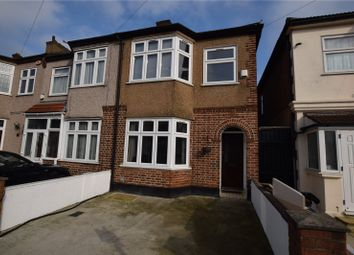 Thumbnail 3 bedroom end terrace house for sale in Highbury Gardens, Seven Kings, Essex