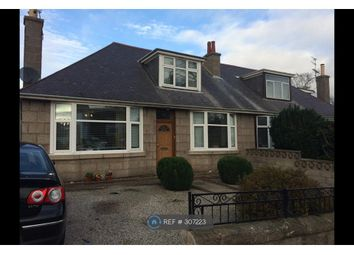 Thumbnail 3 bed semi-detached house to rent in Hilton Avenue, Aberdeen