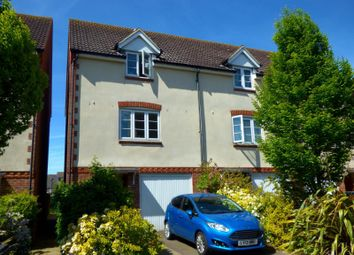 Thumbnail 3 bed end terrace house to rent in Baxendale Road, Chichester
