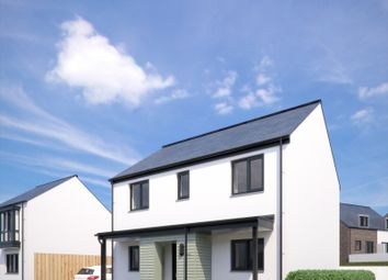 Thumbnail 3 bedroom detached house for sale in The Weston, Fusion, Paignton