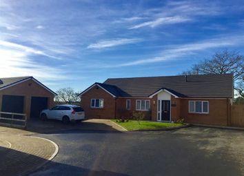 Thumbnail 4 bed detached bungalow for sale in Ffordd Werdd, Gorslas, Llanelli