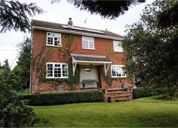 Thumbnail 4 bedroom detached house for sale in Harkers Lane, Swanton Morley