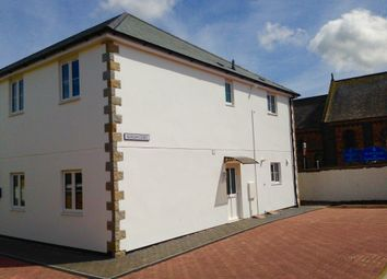 Thumbnail 2 bedroom flat to rent in Roskear, Camborne