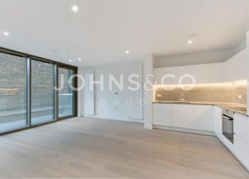 Thumbnail 1 bed flat to rent in Commodore House, Royal Wharf