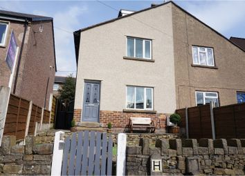Thumbnail 2 bedroom semi-detached house for sale in North Road, Hayfield