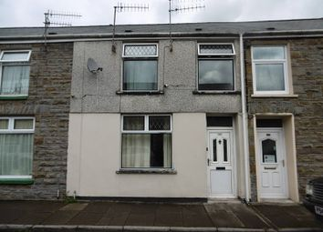 Thumbnail 3 bedroom property for sale in Dumfries Street, Treherbert, Rhondda Cynon Taff.