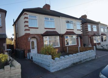 Thumbnail 3 bedroom semi-detached house to rent in Oldham Avenue, Coventry