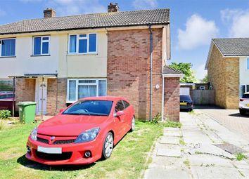 Thumbnail 3 bed semi-detached house for sale in Allington Road, Paddock Wood, Tonbridge, Kent