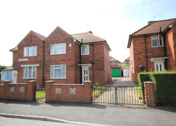 Thumbnail 3 bed semi-detached house for sale in Wordsworth Avenue, Balby, Doncaster