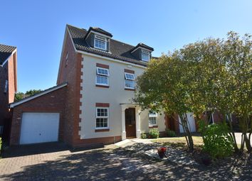 6 bed detached house for sale in Britannia Way, Priddys Hard, Gosport PO12