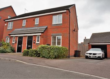 Thumbnail 3 bed semi-detached house for sale in Long Swath Way, Birstall
