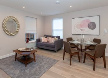 Thumbnail 1 bed flat for sale in Chalvey Park, Slough