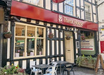 Thumbnail Restaurant/cafe for sale in Barton Street, Tewkesbury