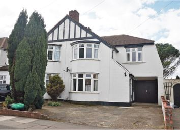 Thumbnail 4 bed semi-detached house for sale in Oxhawth Crescent, Bromley