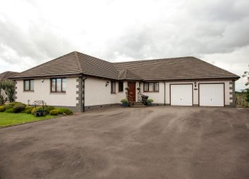 Thumbnail 4 bed bungalow for sale in Lasreenick Main Road, Templand, Lockerbie, Dumfries And Galloway.