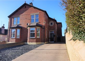 Thumbnail 4 bed semi-detached house for sale in Dinerth Road, Colwyn Bay
