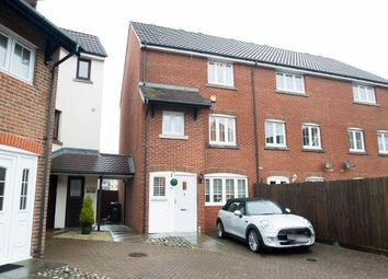 Thumbnail 4 bed terraced house for sale in Madeira Way, Eastbourne