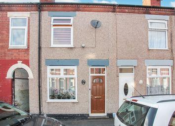 Thumbnail 2 bed terraced house for sale in Jodrell Street, Nuneaton, Warwickshire