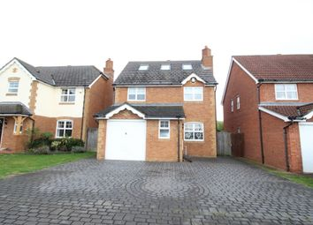 Thumbnail 3 bed detached house for sale in Caspian Way, Swanscombe