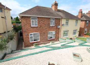 Thumbnail 3 bed semi-detached house for sale in Bladon Street, Burton-On-Trent