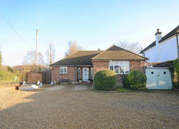 Thumbnail 3 bed detached bungalow for sale in Ruden Way, Ewell, Epsom