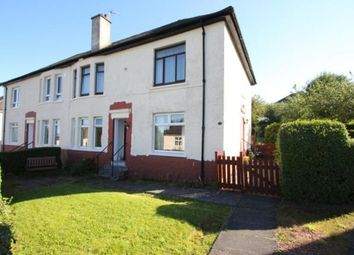 Thumbnail 2 bed flat for sale in Morion Road, Knightswood, Glasgow