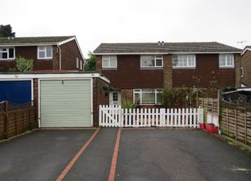 Thumbnail 3 bedroom semi-detached house for sale in Derwent Close, Ferndown