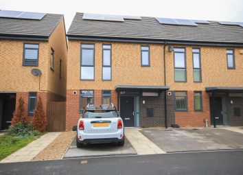 Thumbnail 3 bed end terrace house for sale in Heartswood Road, Bentley, Doncaster