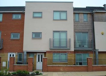 Thumbnail 4 bed town house to rent in Falconwood Way, Off Ashton Old Road, Beswick, Manchester