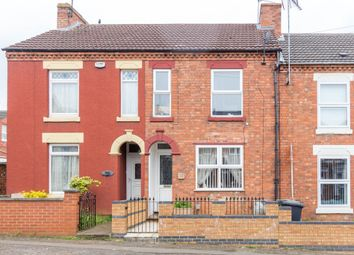 Thumbnail 3 bed terraced house for sale in Bedale Road, Wellingborough
