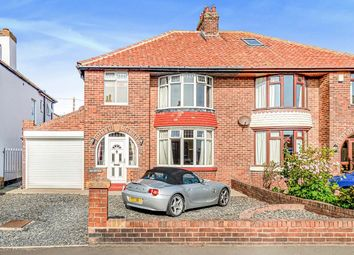Thumbnail 3 bed semi-detached house to rent in White Point Road, Whitby, North Yorkshire