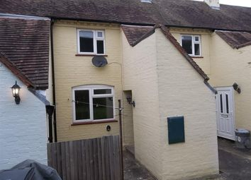 Thumbnail 1 bed terraced house to rent in School Road, Alcester, Alcester
