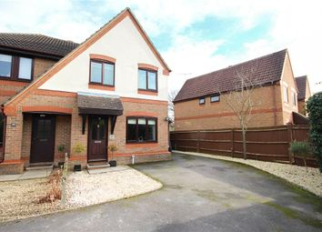 Thumbnail 3 bedroom semi-detached house for sale in Oasthouse Drive, Fleet