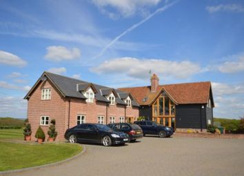 Thumbnail 5 bedroom detached house to rent in Monks Green Farm, Mangrove Lane, Hertford