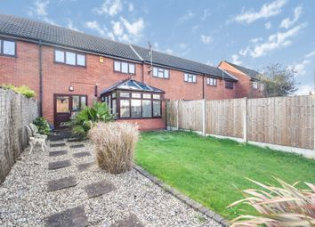 Thumbnail 2 bed terraced house for sale in Britannia Road, Warley, Brentwood