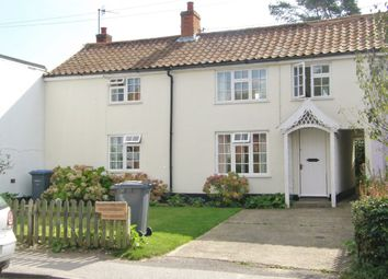 Thumbnail 3 bedroom cottage to rent in The Street, Westleton, Saxmundham