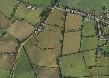 Thumbnail Property for sale in Aylesbury Road, Rowsham, Aylesbury